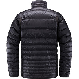 Haglöfs Essens Jacket Men magnetite/habanero